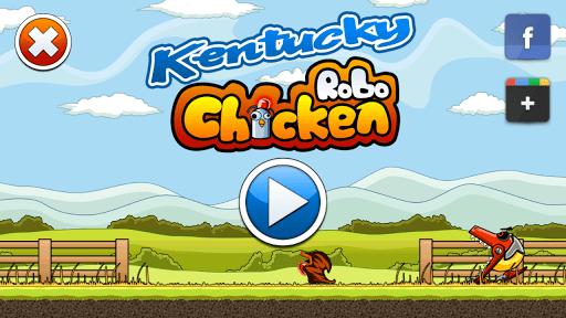 Kentucky Robo Chicken