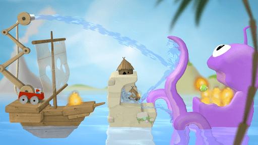 Sprinkle Islands
