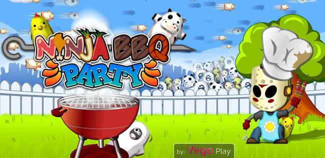Ninja Barbecue Party