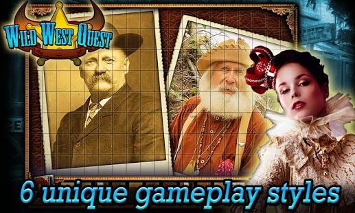 Wild West Quest Gold Rush full