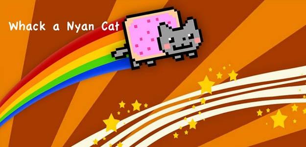 Whack a Nyan Cat