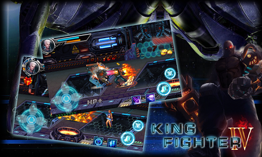 KO Fighter 4