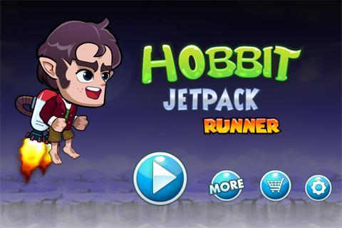 Hobbit Jetpack Runner