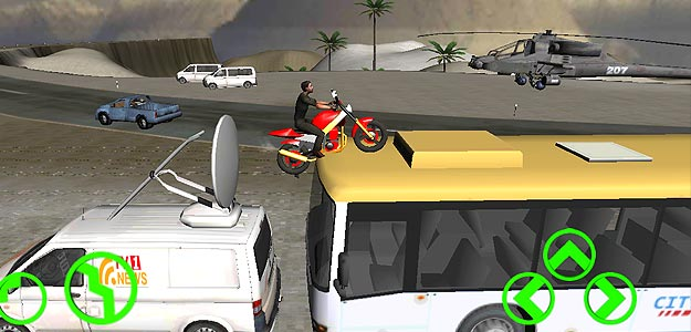 Moto Island 3D Motorcycle game