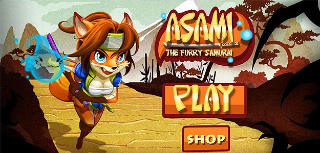 Asami: The Furry Samurai