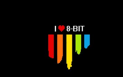 8-bit wallpapers you'll totally want for your Android
