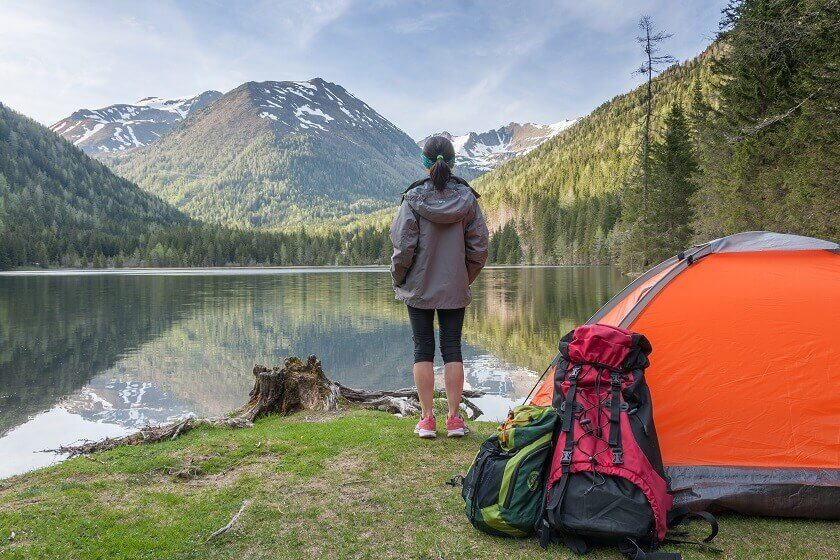 Another ten gadgets   gear for camping you should check out Summer is the best time to get together as a family and go camping   Alternatively  you might favor solo adventures or going out into the  wilderness