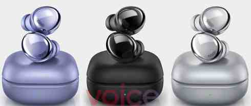 galaxy buds pro all colors evan blass voice