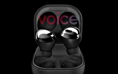 galaxy buds pro phantom black spooky voice evan blass