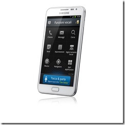 Galaxy Note White Angle_Funzioni vocali_light