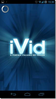 iVid-applicazione-Android-dedicata-ai-Trailer-HD-Cinema-Videogiochi-Foto-Libri