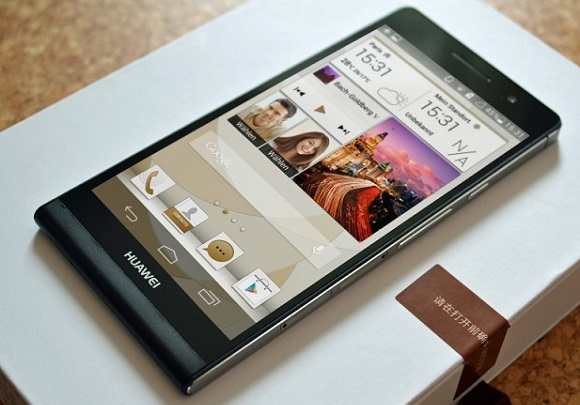 Huawei-Ascend-P6-Box