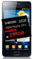 Galaxy S2 1.4 GHz a Settembre