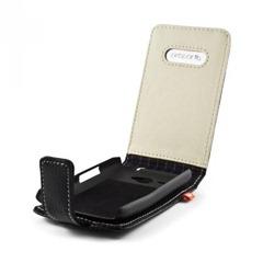Custodia Alu-Leather per HTC ChaCha