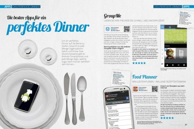 Die besten Apps für ein perfektes Dinner (2 von 6 Seiten)
