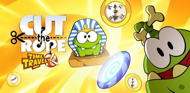 Cut the Rope Time Travel_main