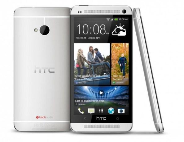 Kleiner Lichtblick: Das HTC One schneidet sowohl in Tests als auch in Verkaufszahlen gut ab.