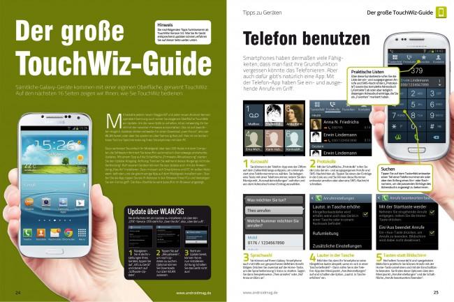 TouchWiz-Guide