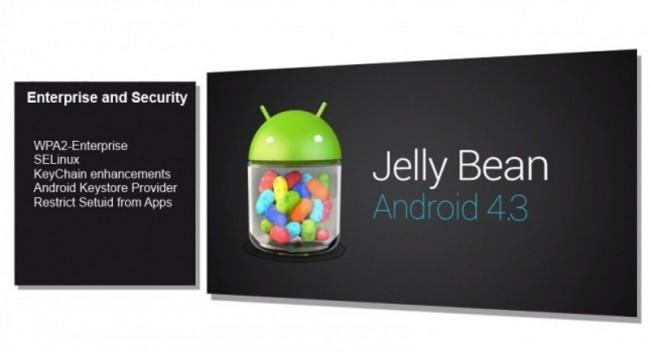 Android 4.3 soll die Sicherheit des mobilen Betriebssystems noch einmal gehörig verbessern. Quelle: Android Authority.