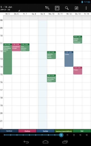 Business Calendar 11