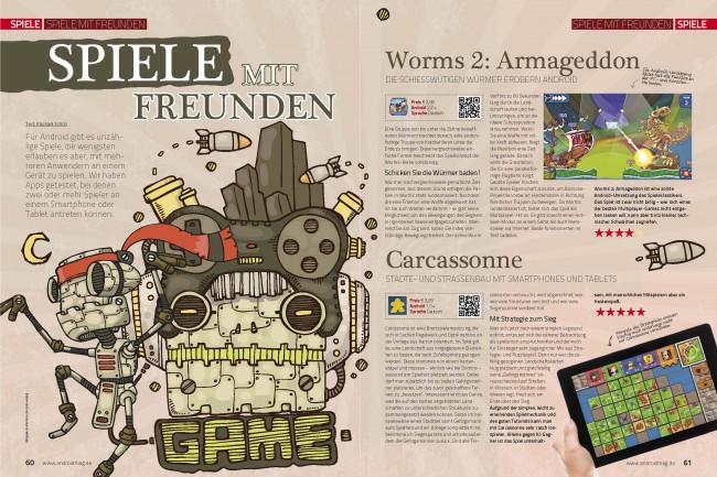 Spiele mit Freunden (2 von 6 Seiten)