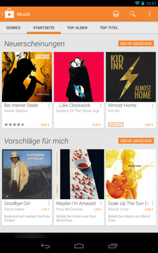 Google Play Music 06