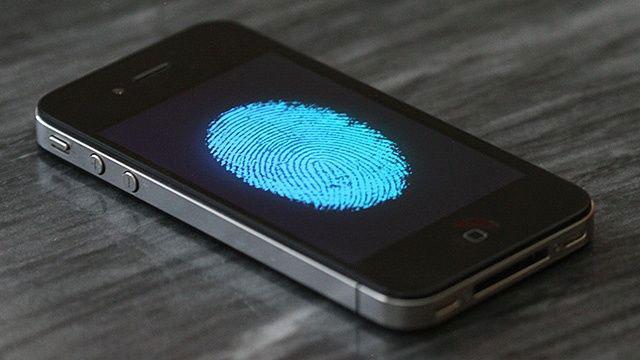 Der Fingerabdruck werde nicht missbraucht, versicherte Apple. (Quelle: ingame.de)