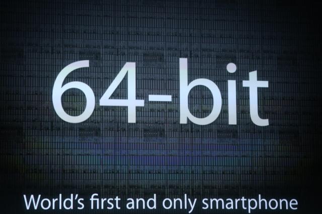 Apple's iPhone 5S hat einen 64bit-Prozessor - dieser Fakt hat im Blätterwald für heftiges Rauschen gesorgt...