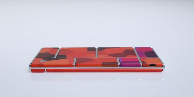Das Modulare Smartphone soll weniger als 10 Millimeter dick sein.