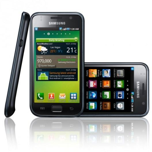 Das erste Samsung Galaxy S erschien im Jahr 2010 und legte damit den Grundstein für Samsungs spätere Erfolge. (Bild: Samsung)