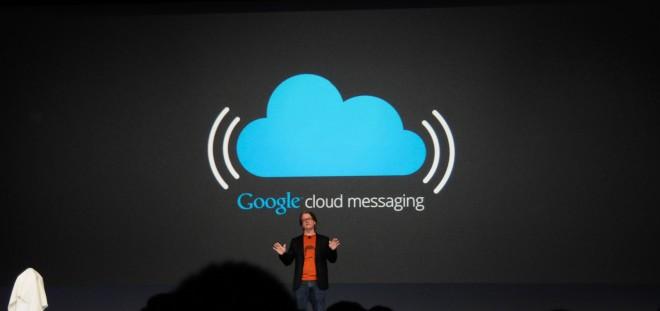 Google-Cloud-Messaging
