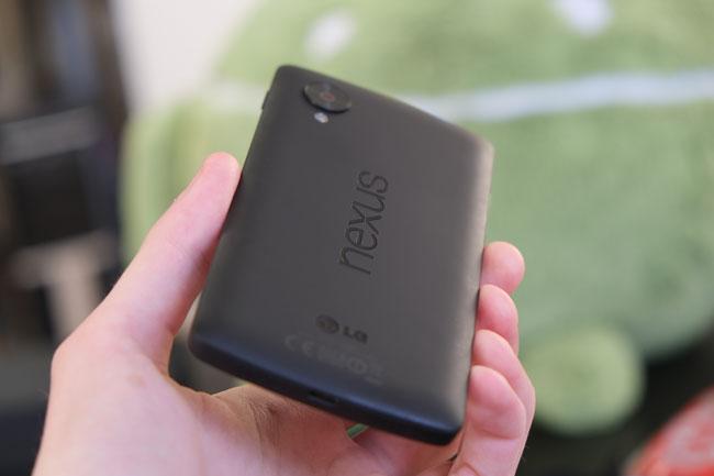 Die Nexus-Familie bekommt einen 8 Zoll großen Nachwuchs.