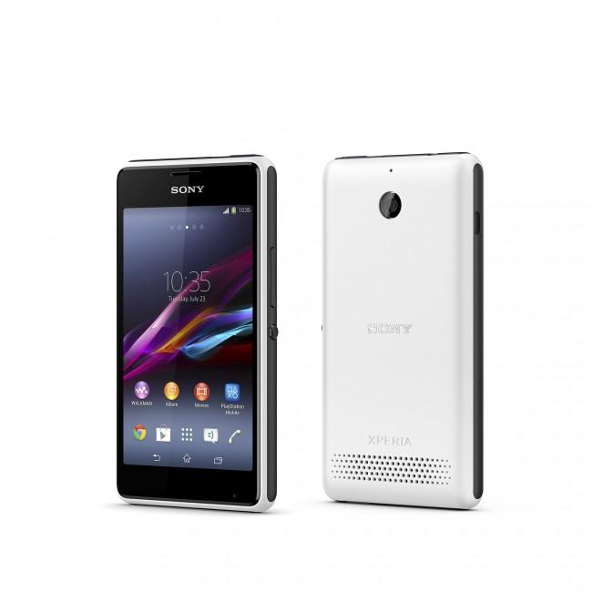 Neues Einsteigermodell mit 4 Zoll Display: Das Sony Xperia E1.