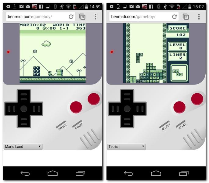 wie du dein smartphone in einen game boy verwandelst androidmag. Black Bedroom Furniture Sets. Home Design Ideas