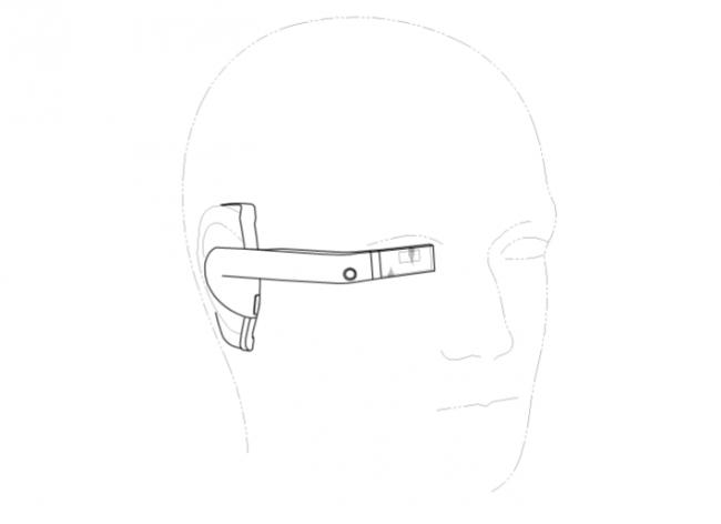 Womöglich sieht die Gear Glass so aus.