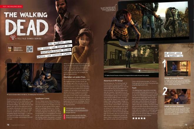 Im Test: The Walking Dead (2 von 2 Seiten)
