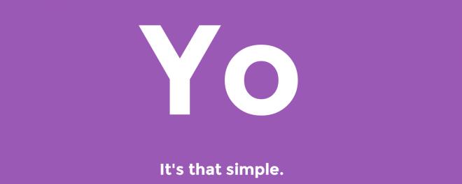 Yo ist eine einfache aber offensichtlich wertvolle App (Foto: yostyo.co)
