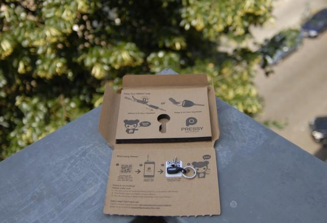 Pressy-Verpackung