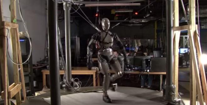 Der Robotik-Markt wird immer umkämpfter: Ende letzten Jahres hat Google Boston Dynamics übernommen. (Bild: Boston Dynamics)