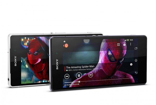 Das IPS LED-Display des Xperia Z2 gehört zum Besten, was es derzeit am Smartphone-Markt gibt.