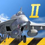 F18 Carrier Landing II - Logo