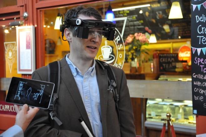 RNIB-smart-glasses