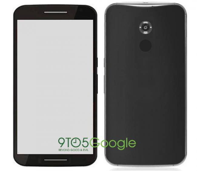 Das Nexus 6 soll angeblich von Motorola gefertigt werden und so aussehen. (Foto: 9to5Google)