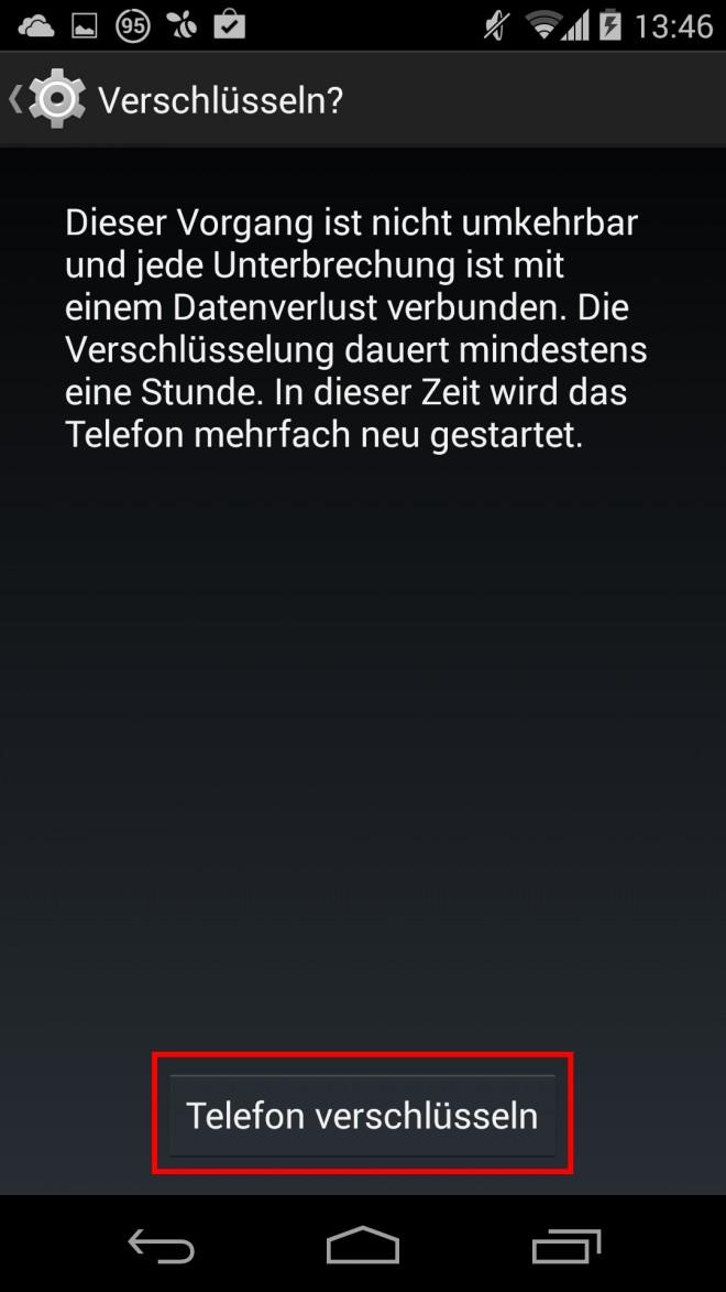 Android-Verschlüsselung-verschlüsseln-Frage