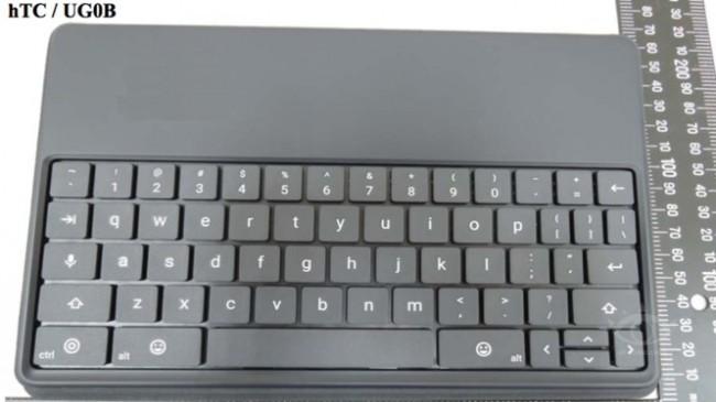 In Kombination mit der Tastatur könnte das Nexus 9 auch im Business-Bereich Anklang finden. (Foto: Chinese-VR)