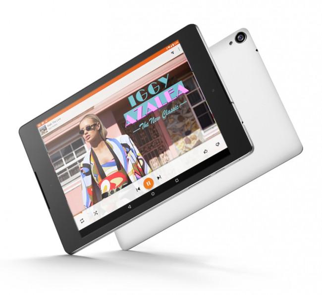 Endlich ist das Tablet im Play Store bestellbar.