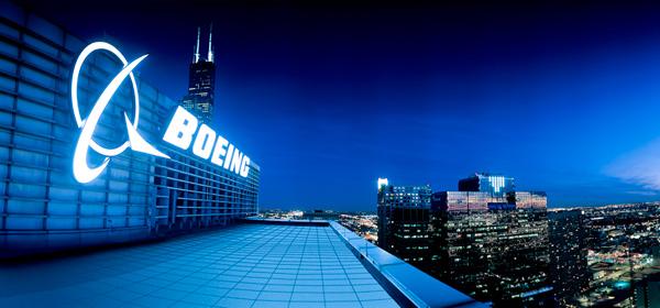 Das Unternehmen Boeing stellt nicht nur Flugzeuge her, sondern entwickelt auch Militär- und Weltraumtechnik. (Foto: Boeing)