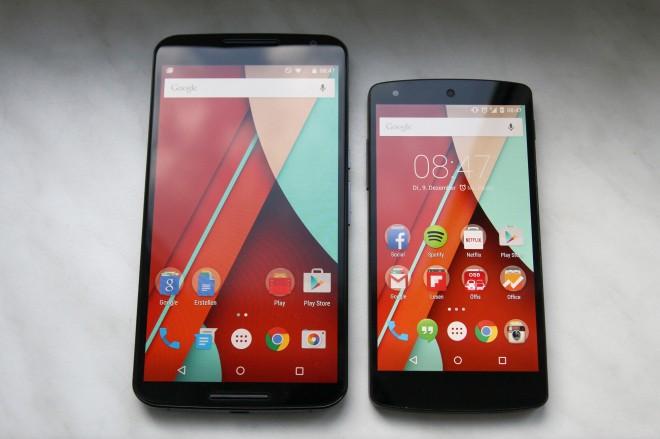 Dieses Jahr könnte uns Google mit gleich Nexus-Smartphones beglücken und das Nexus 6 sowie Nexus 5 in den wohlverdienten Ruhestand schicken.