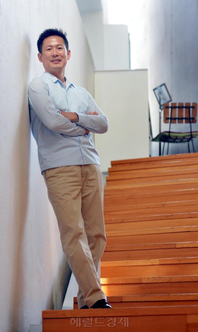 So sieht das neue Gesicht des Chef-Designers bei Samsung aus. (Foto: Korea Herald)