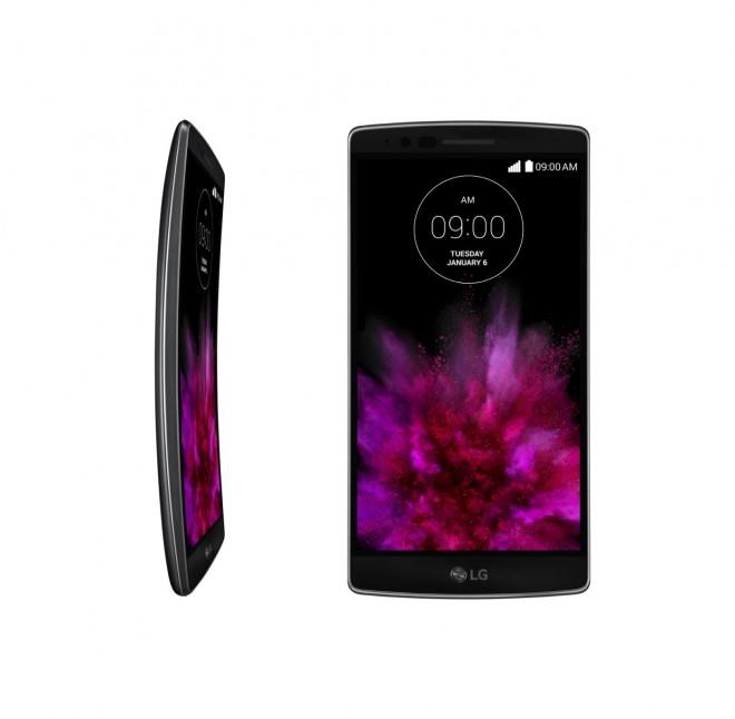 Das LG G Flex 2 hat zwar ein gebogenes Display, faltbar ist das Smartphone aber nicht.
